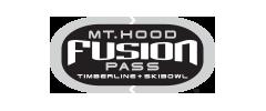 Mt. Hood Fusion Pass logo