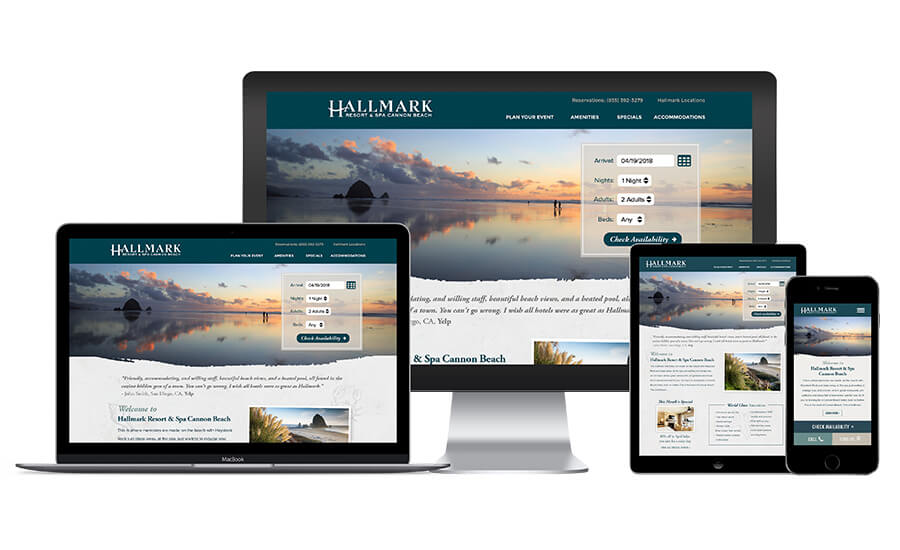 Hallmark Inns & Resorts project