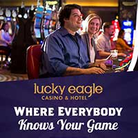 Lucky Eagle  project