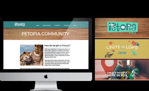 Petopia project