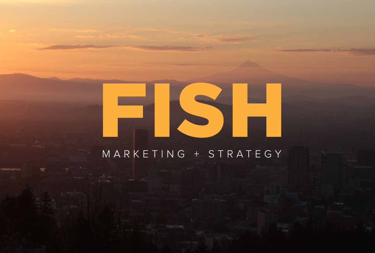 Fish Marketing Rebrand