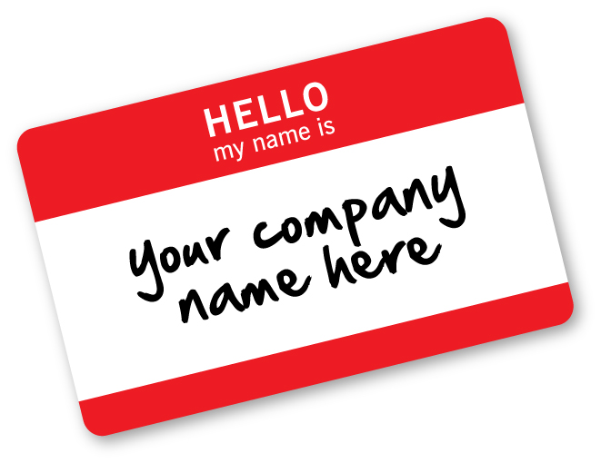 five steps to a name fish marketing
