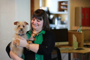 Cheers to Pet-Friendly Offices